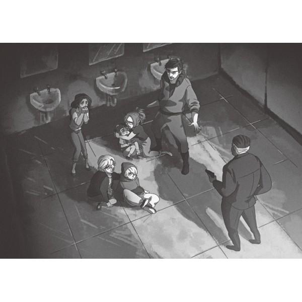 少年偵探法律事件簿1:等價交換(Quid Pro Quo)